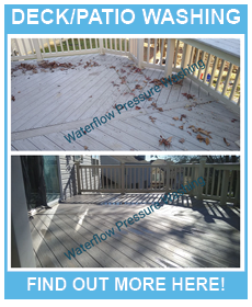 deck washing experts owings mills | Waterflow Pressure Washing