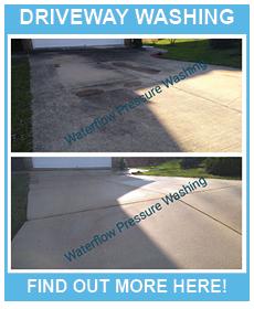 driveway washing experts owings mills | Waterflow Pressure Washing