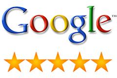 google 5 star pressure washing